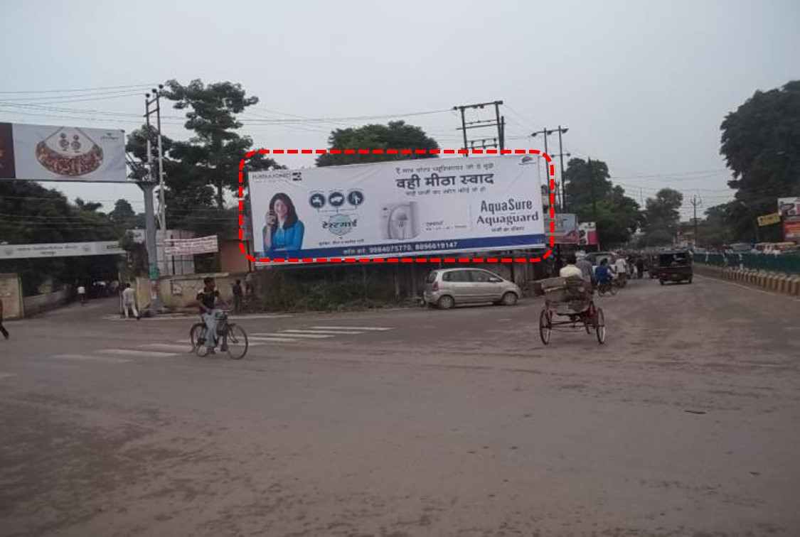 Katchery X-ing, Gorakhpur