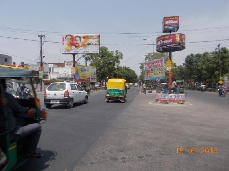 Kaleva Circle, Lucknow