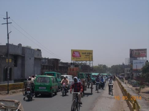 Ghantaghar Bridge, Kanpur