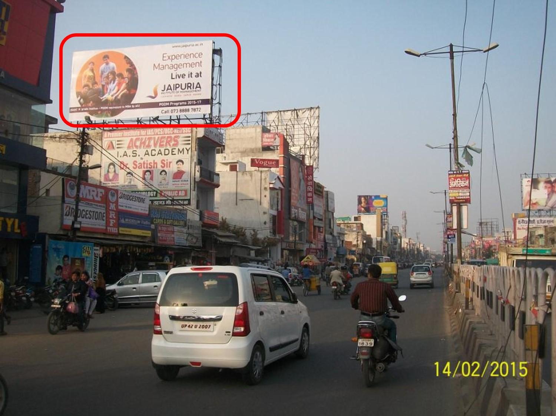 Alambagh Market, Lucknow
