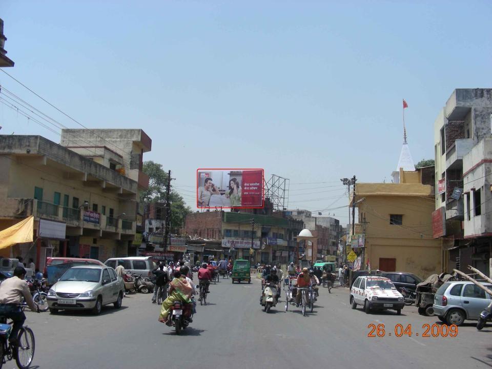 Naka Xing, Lucknow