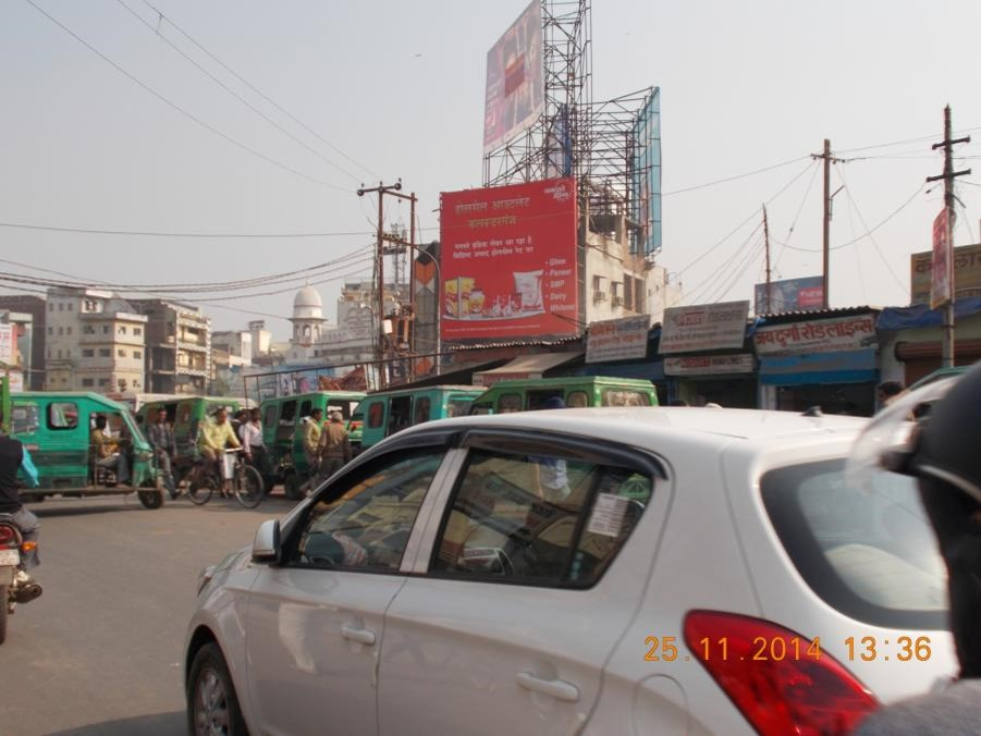 Ghantaghar Circle, Kanpur