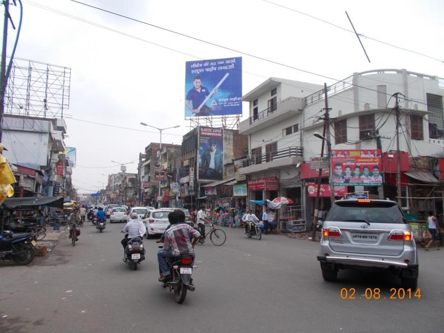 Gumti  Market, Kanpur