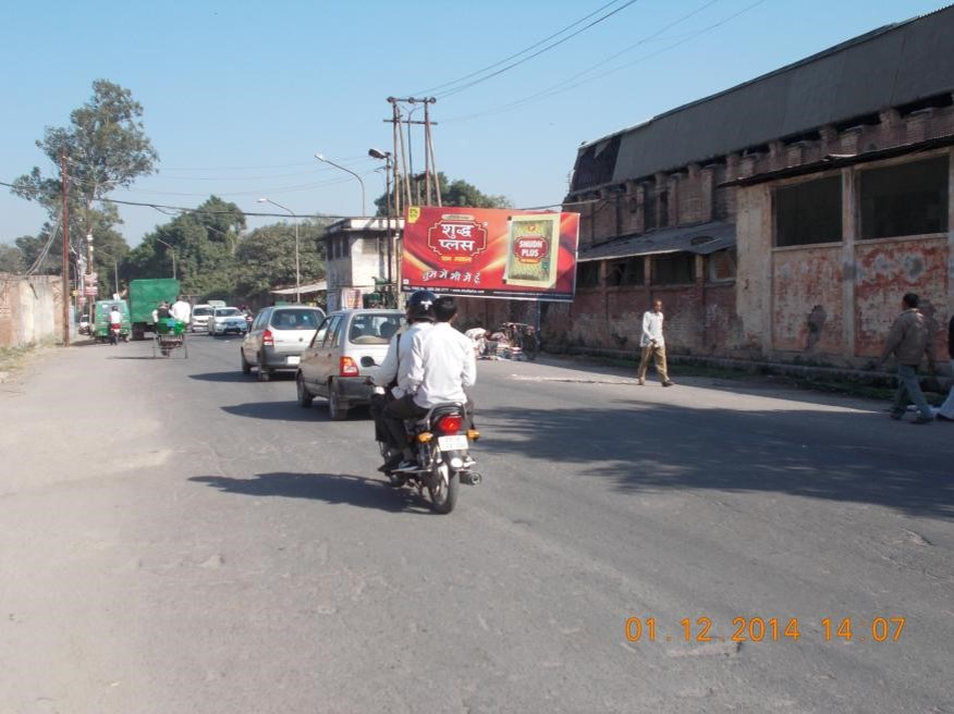 Rawatpur to Co. Bagh, Kanpur