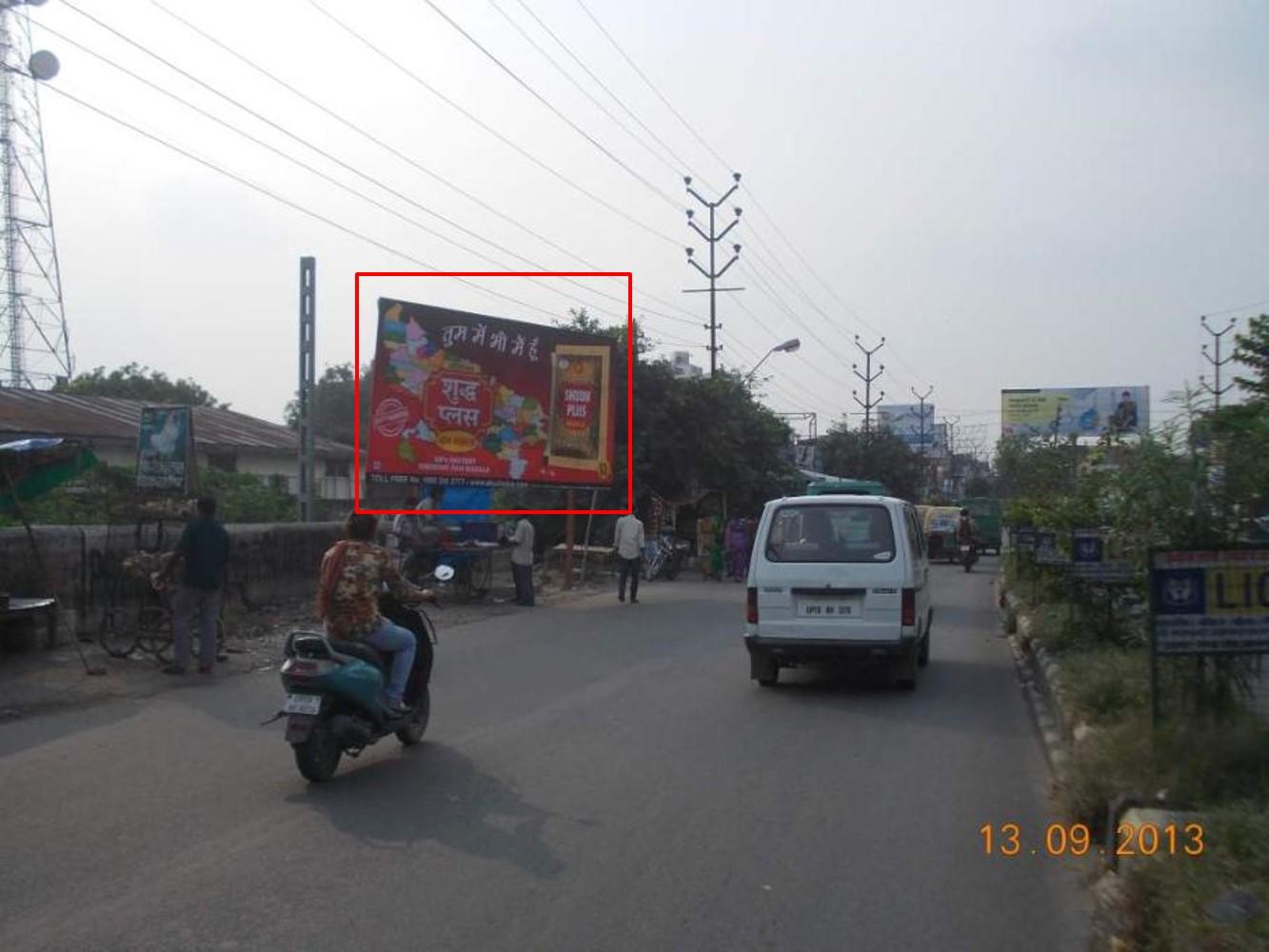 Opp.Cardiology, Rawatpur, Kanpur