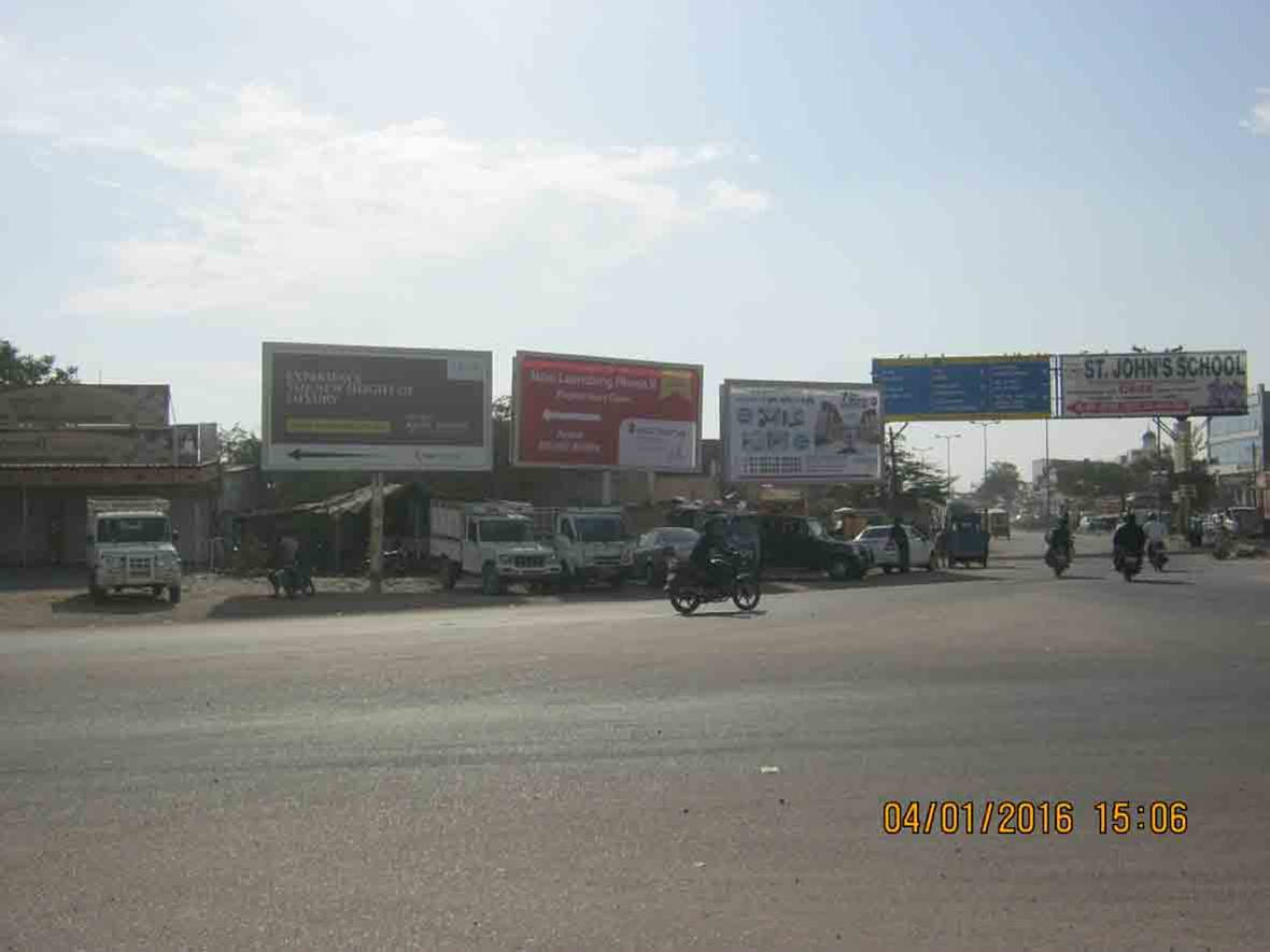 Pal Road DPS Circle, Jodhpur