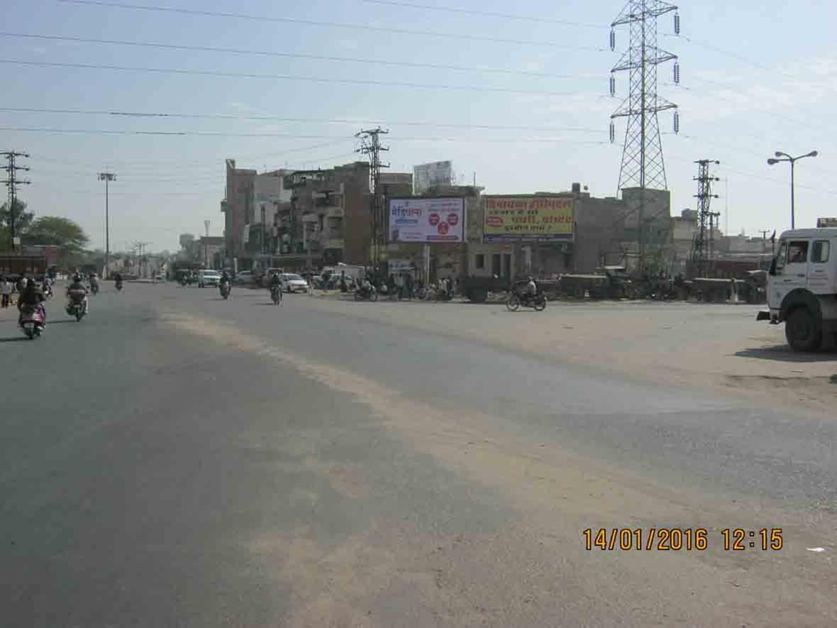 AIIMS Circle, Basni Truck Union, Jodhpur