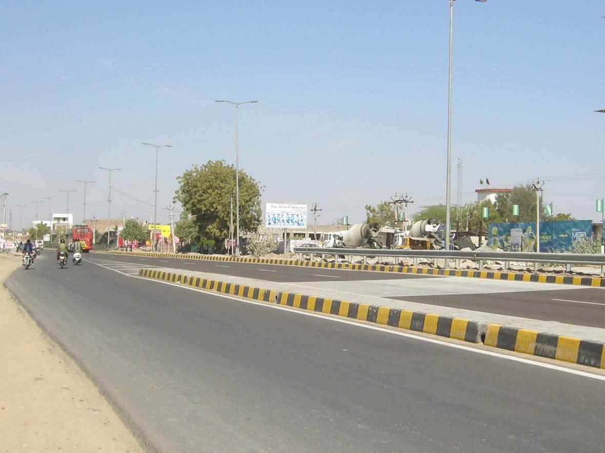Pali Road Near Fly Over Bridge Near India Bull Mall, Jodhpur