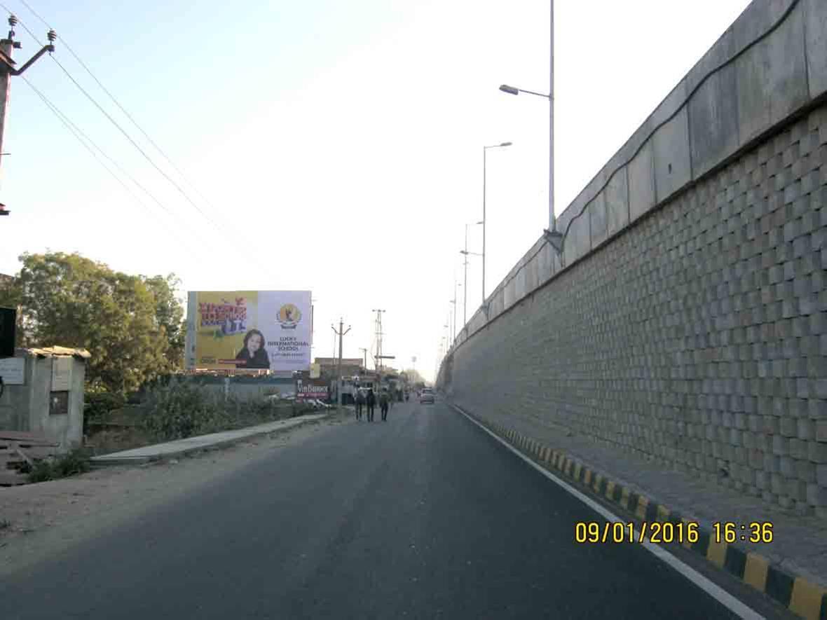 Pali Road Near Bypass Circle, Jodhpur