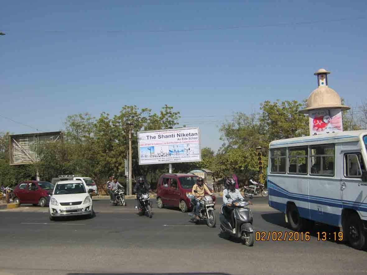 Saraswati Nagar Circle, Jodhpur