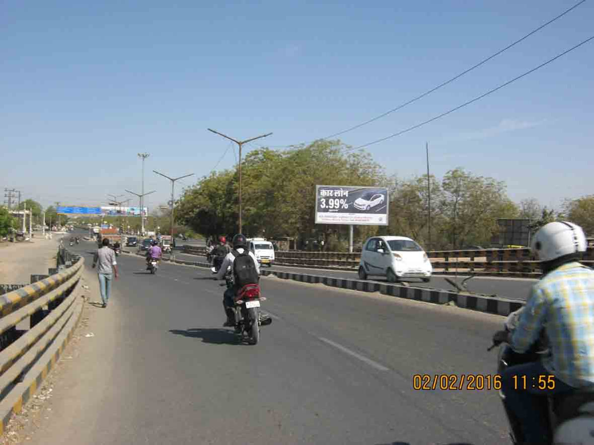 Basni Flyover Bridge Pali Road, Jodhpur