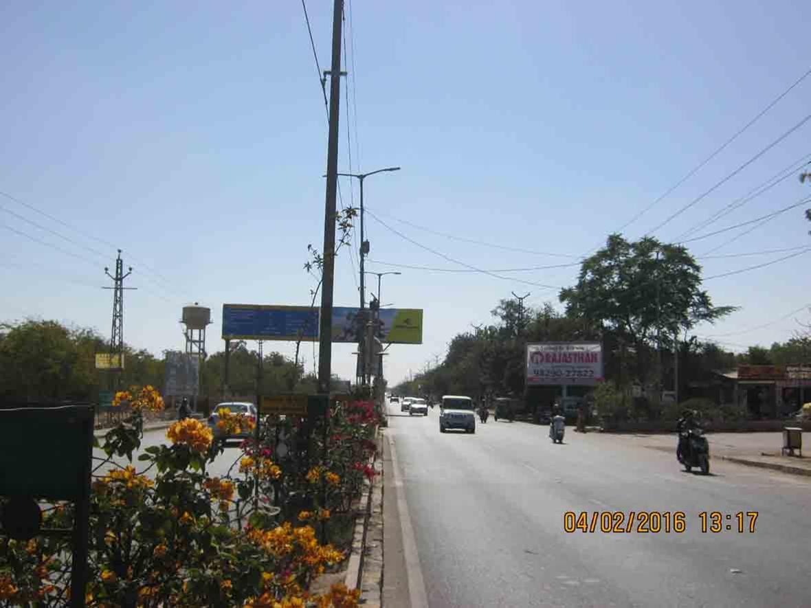 Pali Road Bhagat Ki Kothi Rly Station, Jodhpur