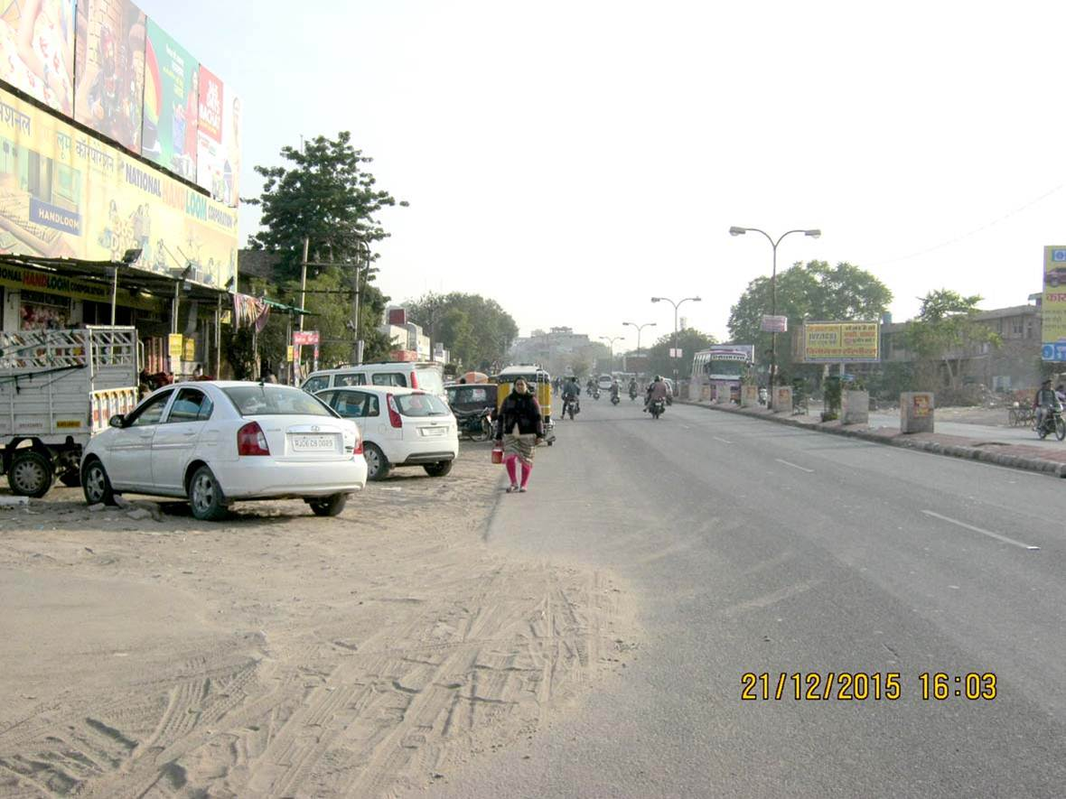 Pratap Nagar Road Opp. National Handloom, Jodhpur