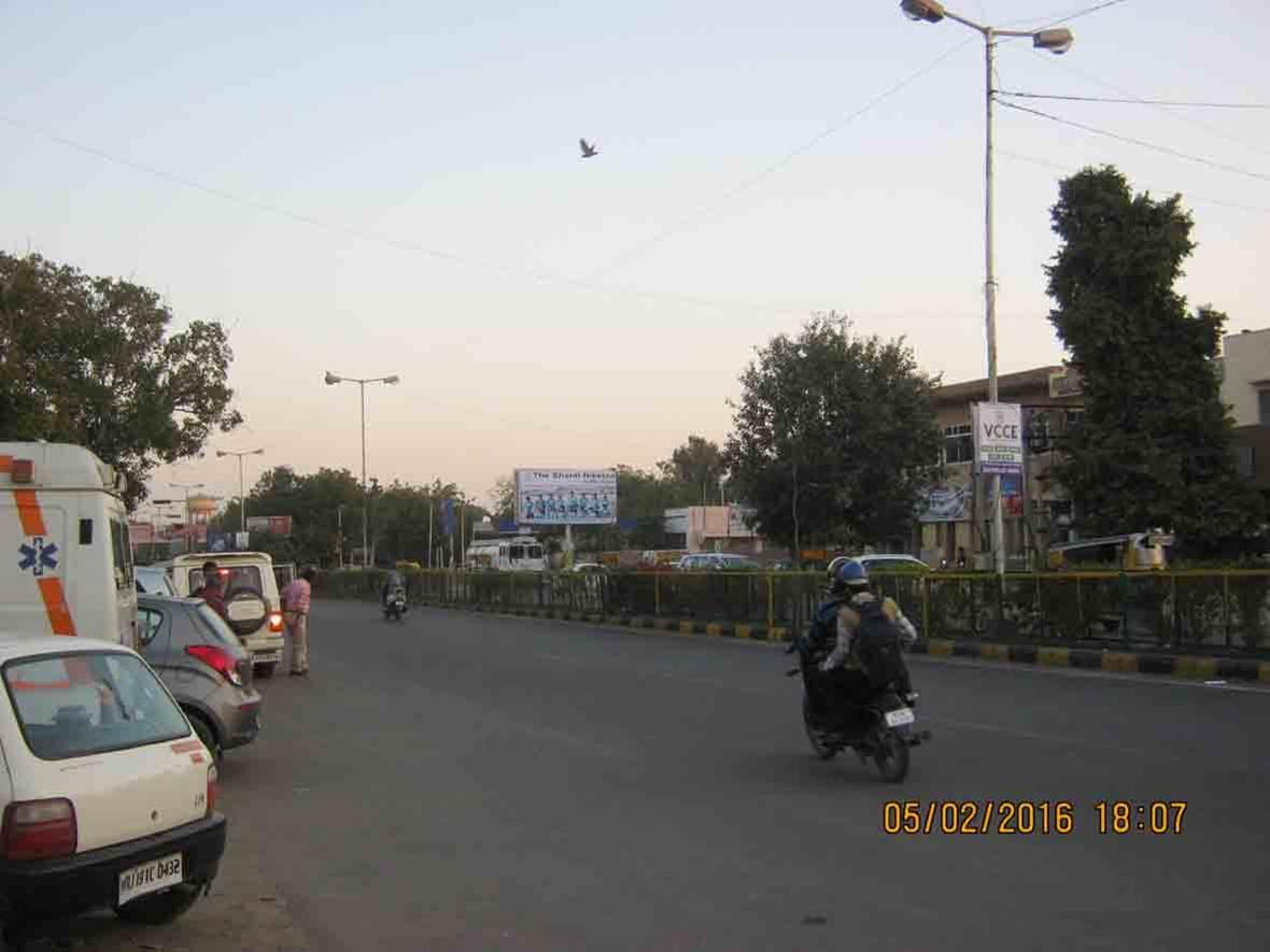 Gaurav Path O/s Rotary Club, Jodhpur