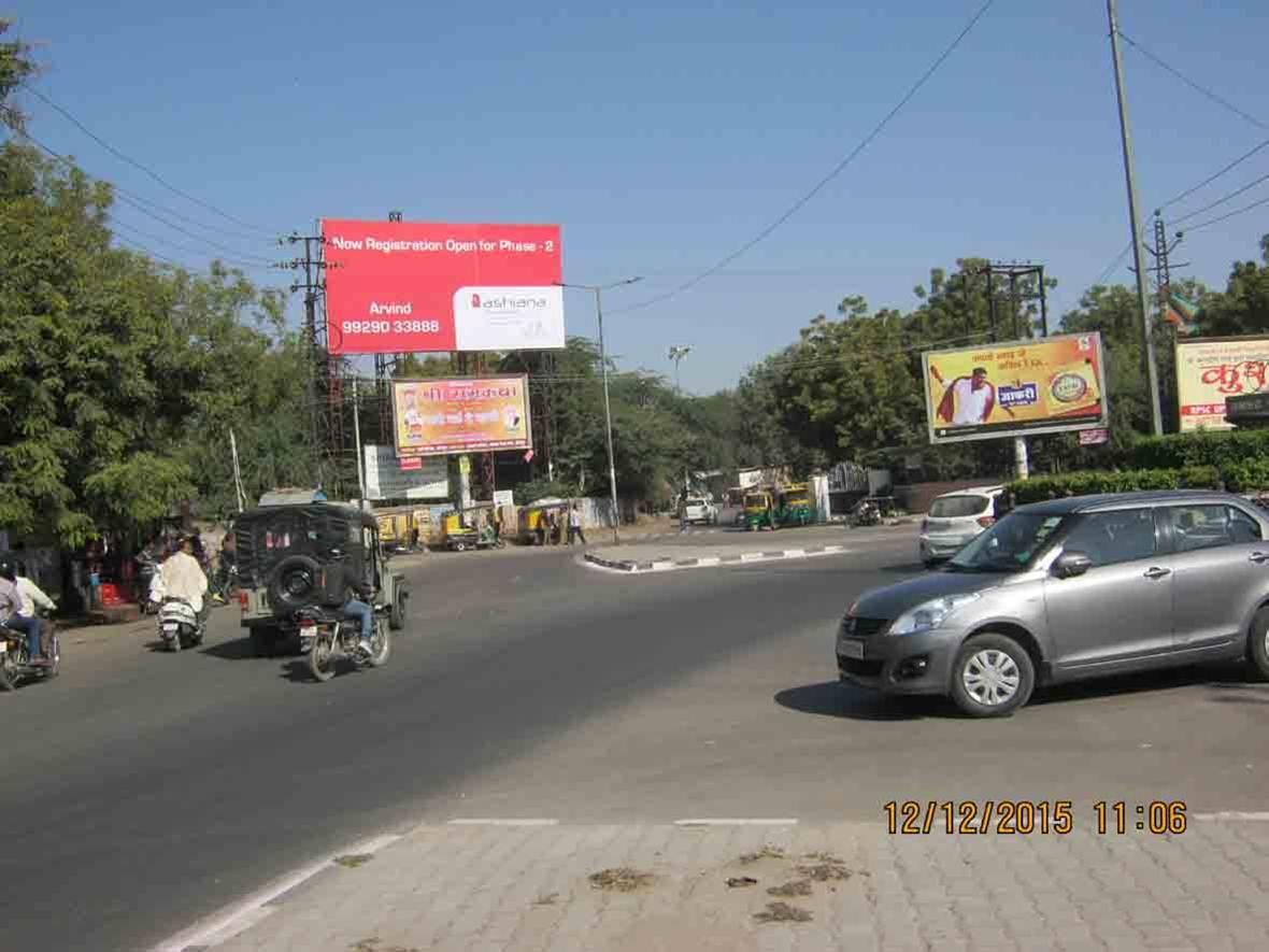 KN College Road Near Umed Club, Jodhpur