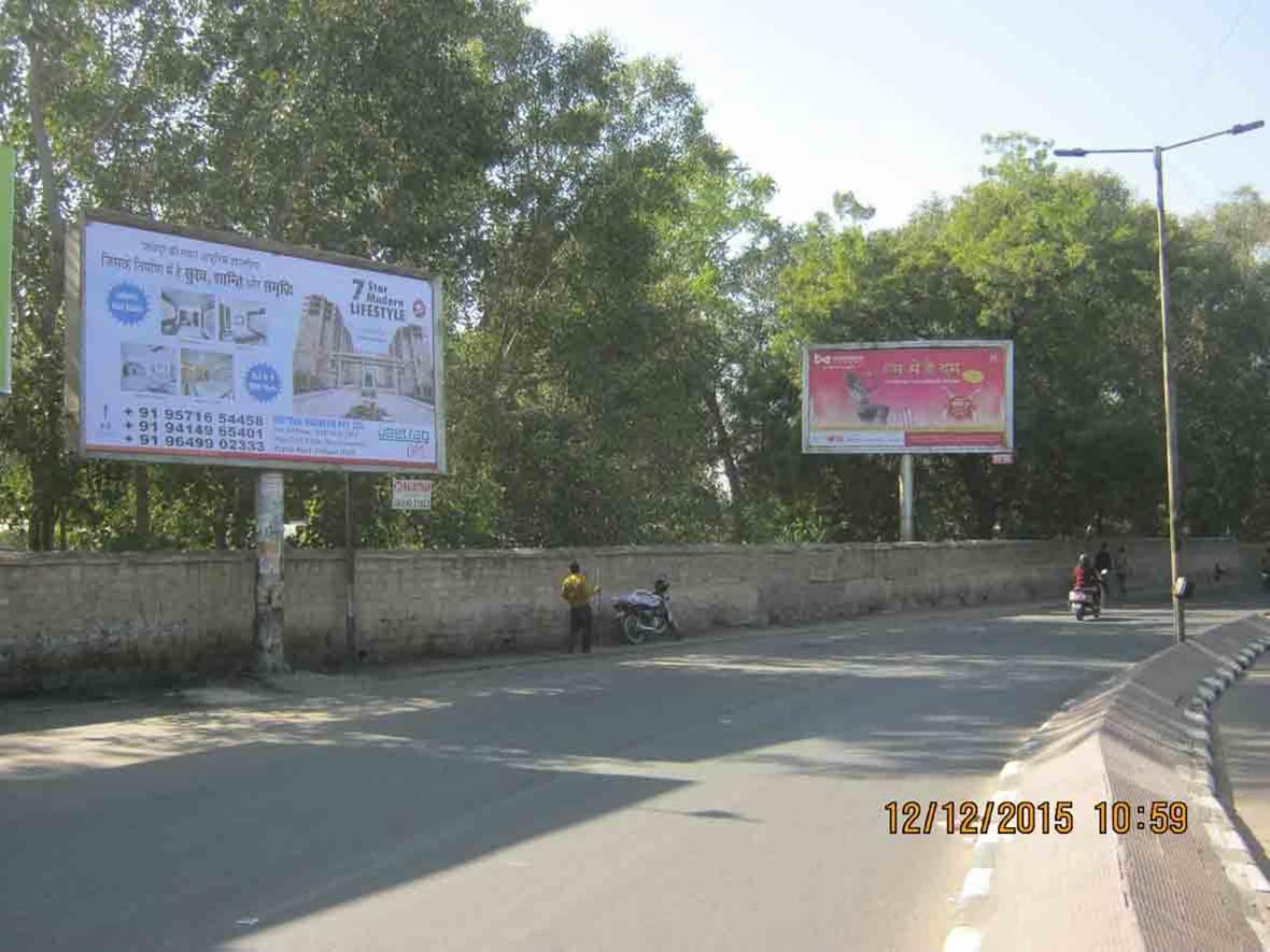 High Court Road Raika Bagh Turn, Jodhpur