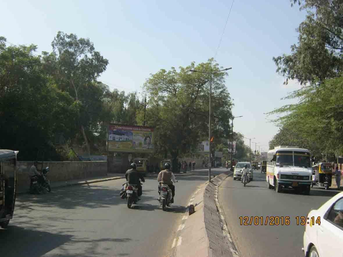 High Court Road Near Suchna Kendra, Jodhpur