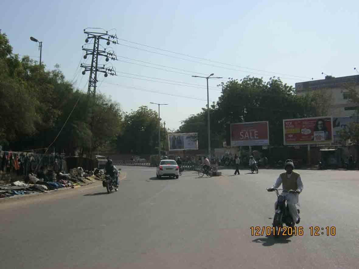 Sardarpura Road Outside Telegraph Office, Jodhpur