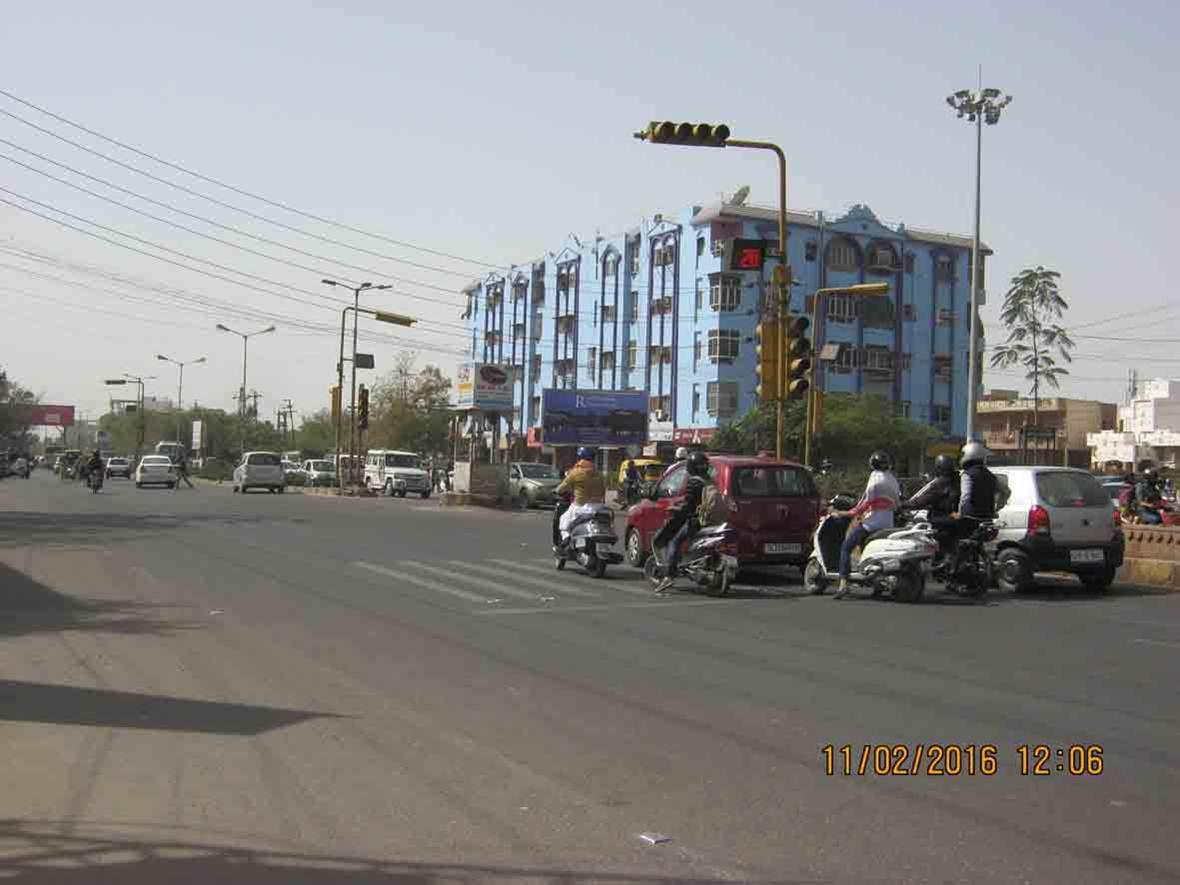 Pal Road, O/s Mudit Mansion, Jodhpur