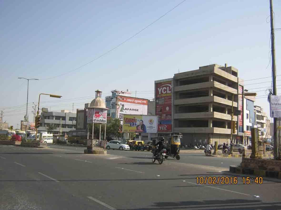 Pali Road Near Saraswati Nagar, Jodhpur