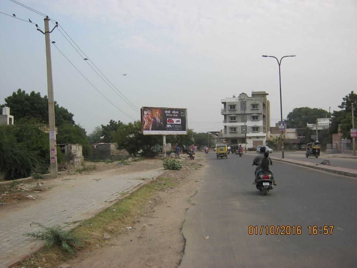 Opp Central Academy School, Jodhpur