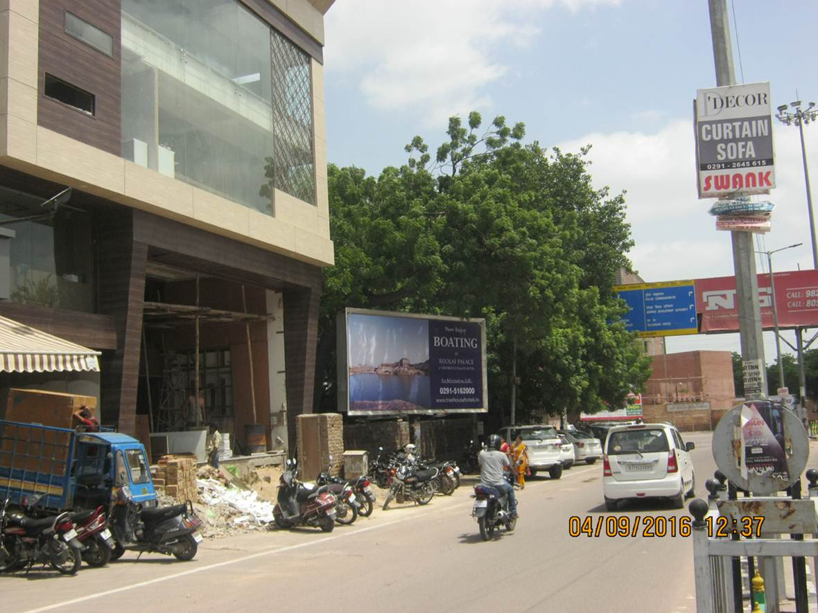 Opp Paras Blood Bank, Sardarpura, Jodhpur