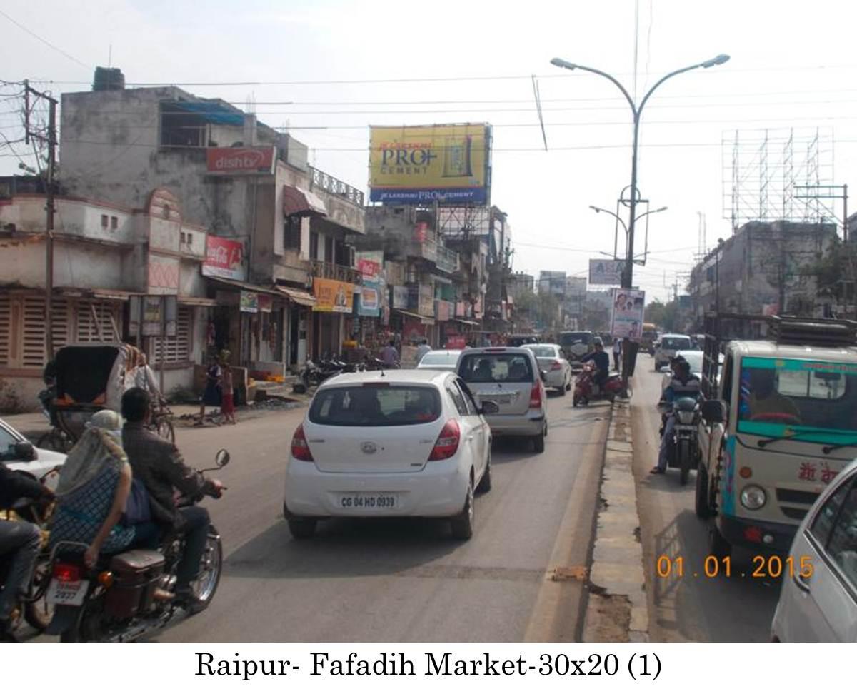 Fafadih Market, Raipur
