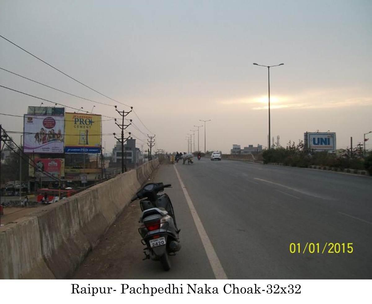Pachpedhi Naka Chowk, Raipur