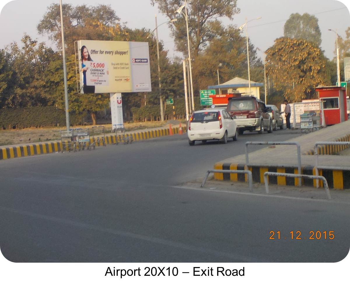 Airport Exit Rd, Amritsar