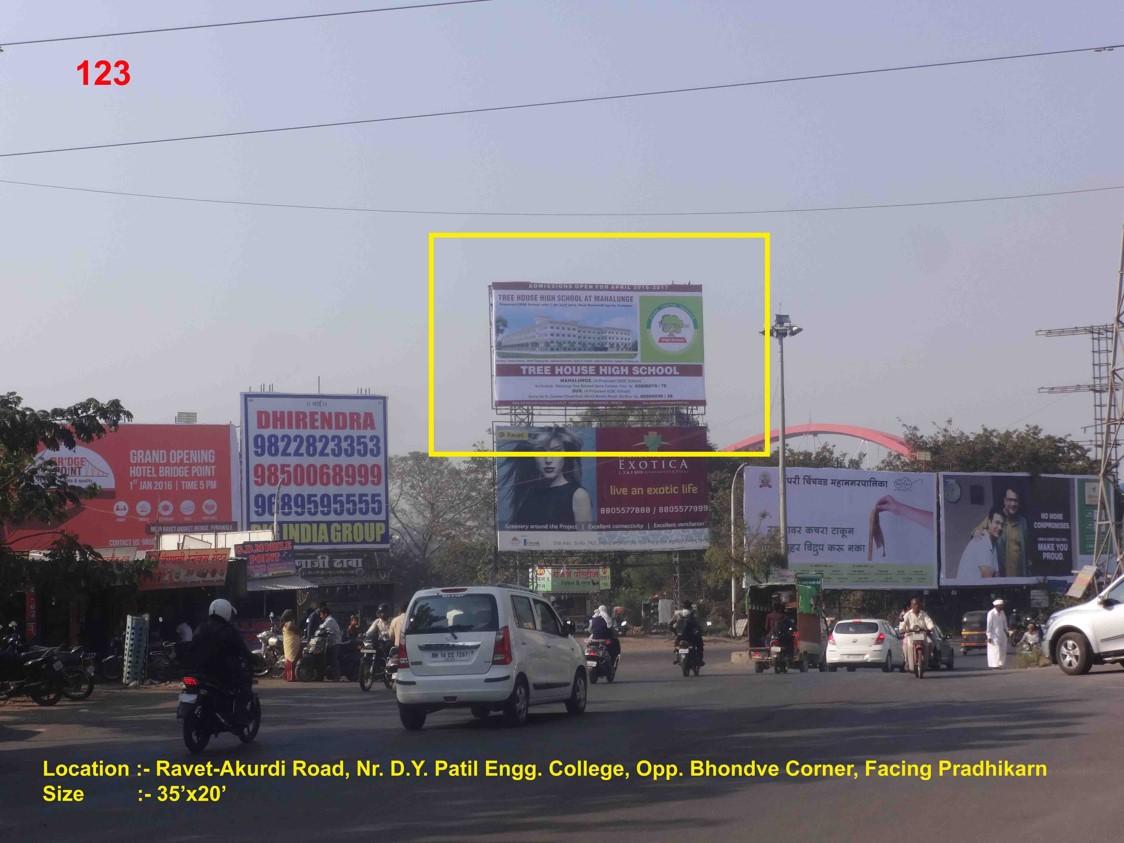 D.Y. Patil College, Opp. Nano Home Project, Ravet, Pune
