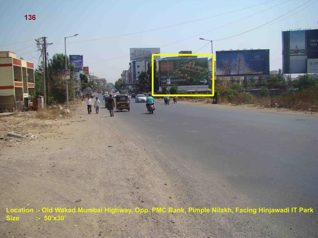 Old Wakad Mumbai Highway, Nr. Pmc Bank, , Pimple Nilakh, Pune