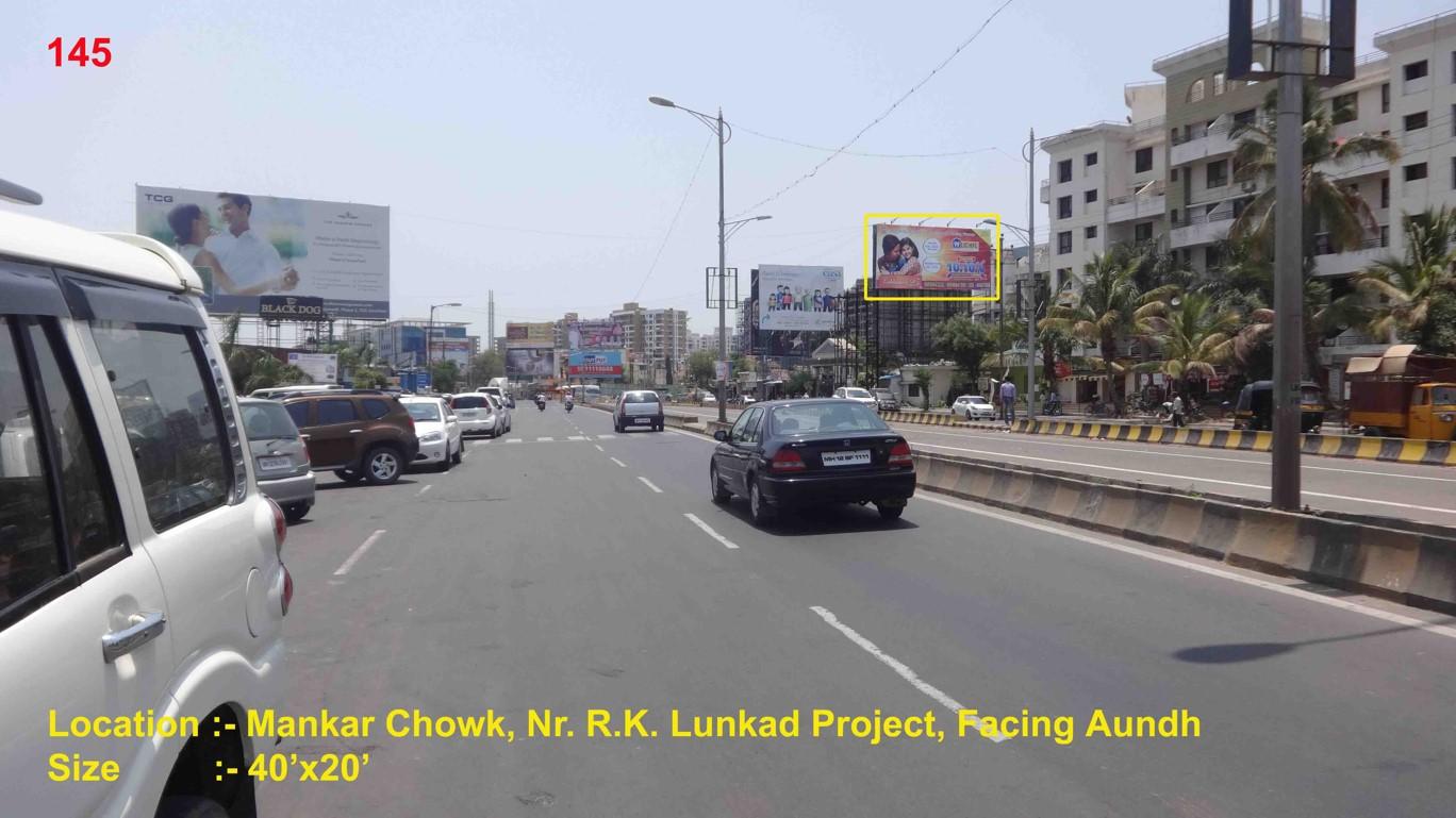 Mankar Chowk, Nr. R. K. Lunkad Project, Pune