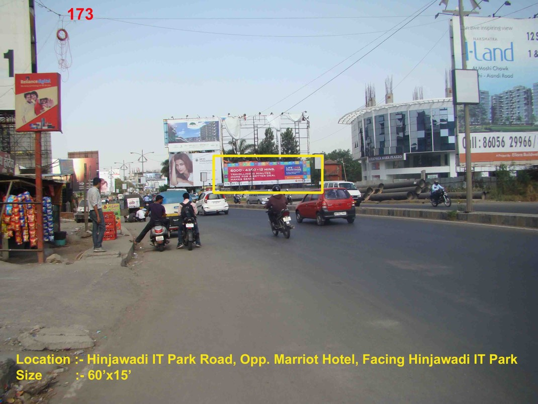 Hinjawadi It Park Road, Opp. Marriot Hotel, Pune