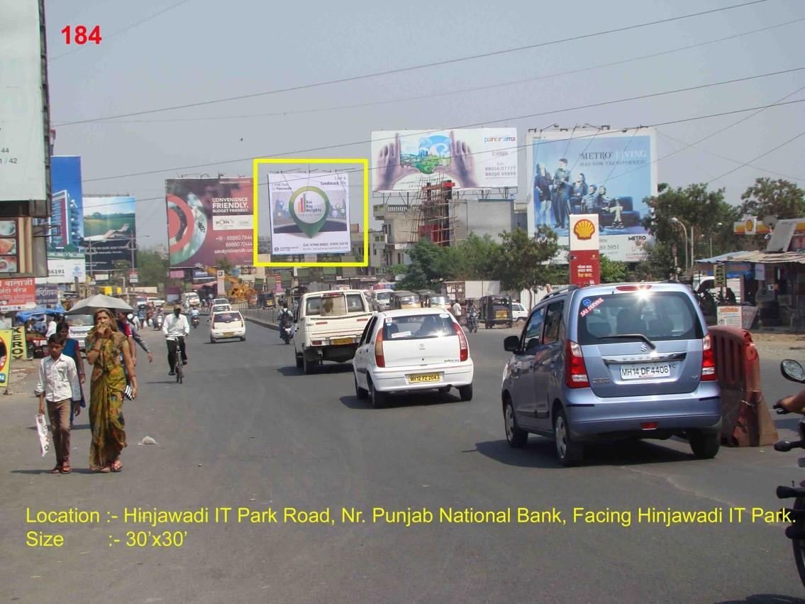 Hinjawadi It Park Road, Nr. Punjab National Bank, Pune