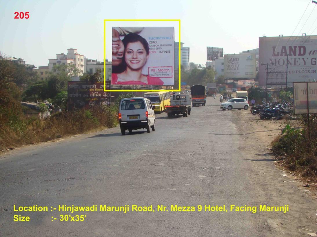 Hinjawadi Marunji Road, Pune