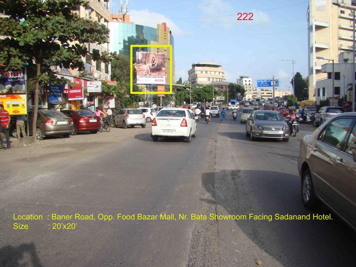 Baner Road ,Opp. Food Bazar,Mall Nr. Bata Showroom, Pune