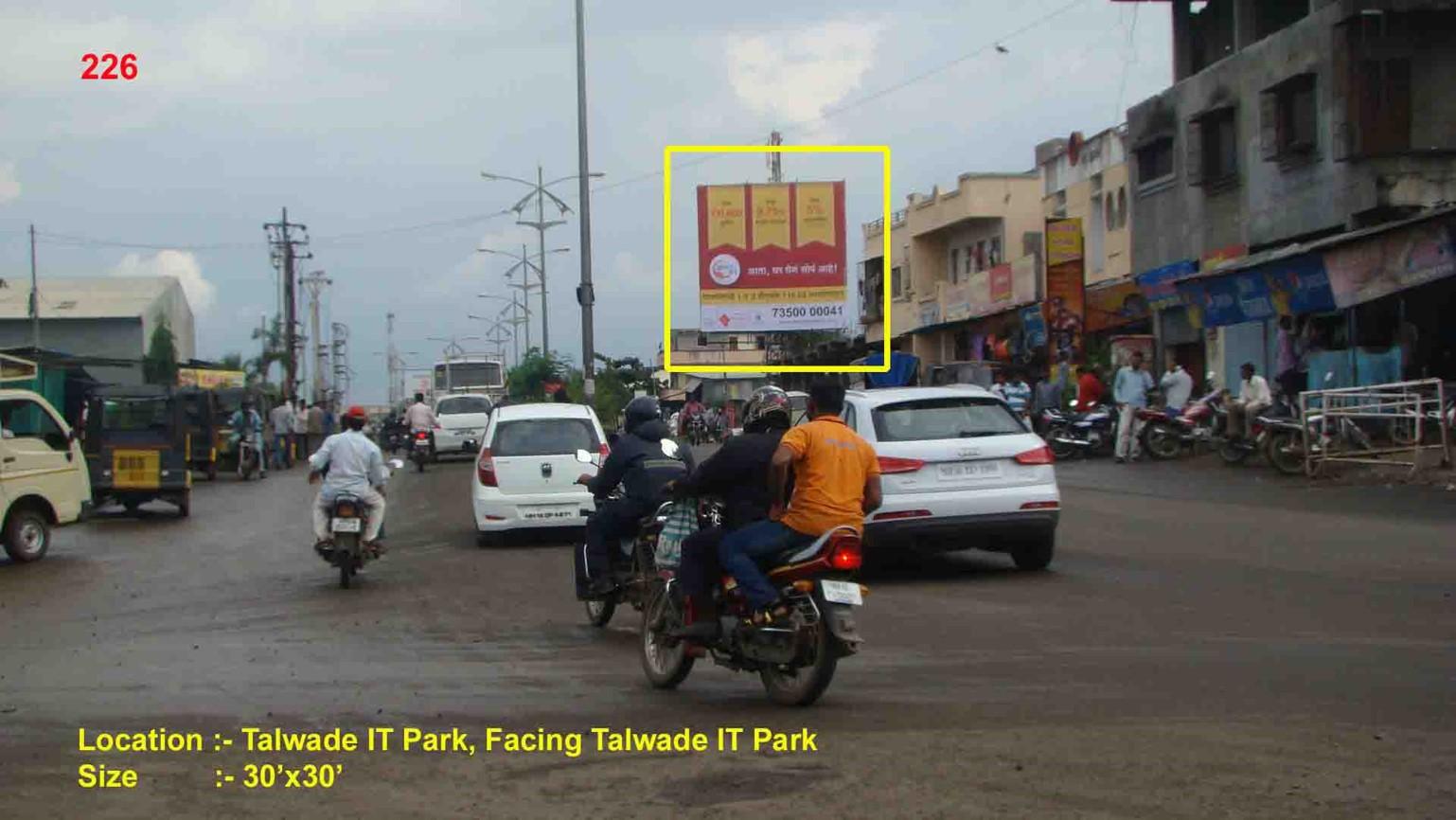 Talawade It Park, Pune