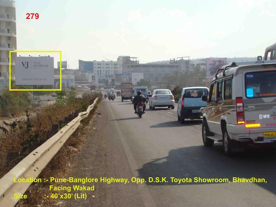 Pune Banglore Highway, Opp. D.S.K. Toyota Showroom, Bhavdhan, Pune
