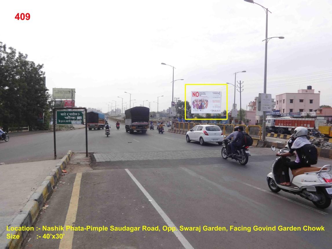 Nashik Phata-Pimple Saudagar Road, Opp. Swaraj Garden, Pune