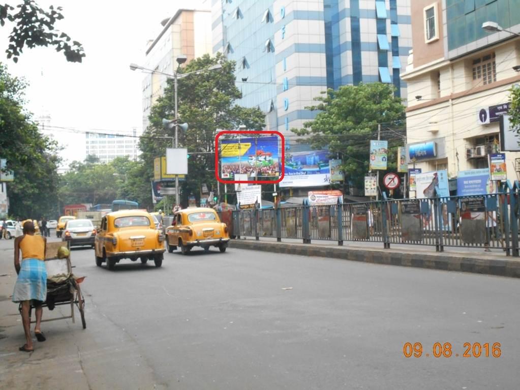 Dalhousie  Brabourne Road Opp Tea Board, Kolkata