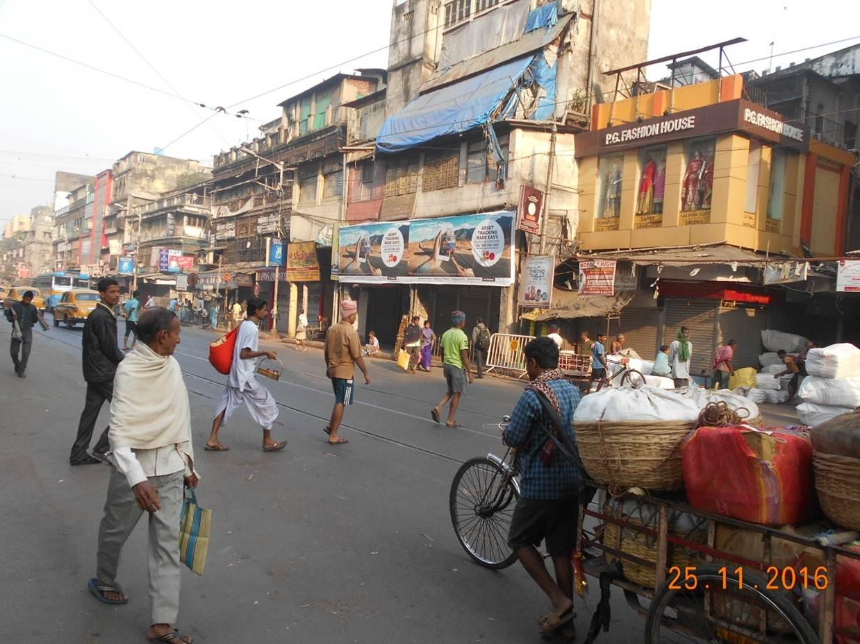 M G Road  Rajakatra, Kolkata