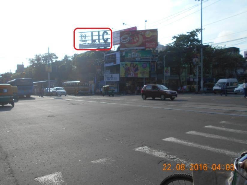 Rashbehari Avenue  Deshopriya Park Gariahat & Southern Avenue, Kolkata