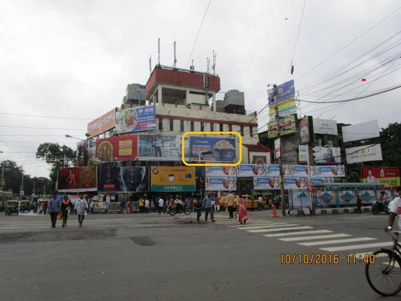 Rashbehari Crossing, Kolkata