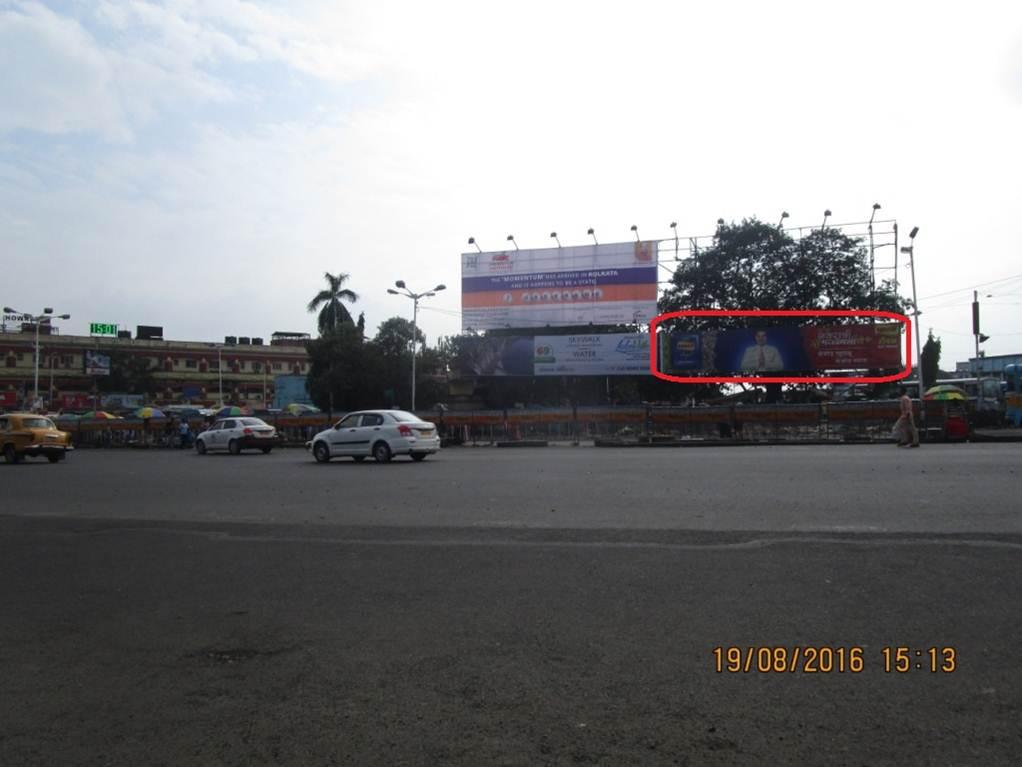 Howrah Station Appraoch, Kolkata