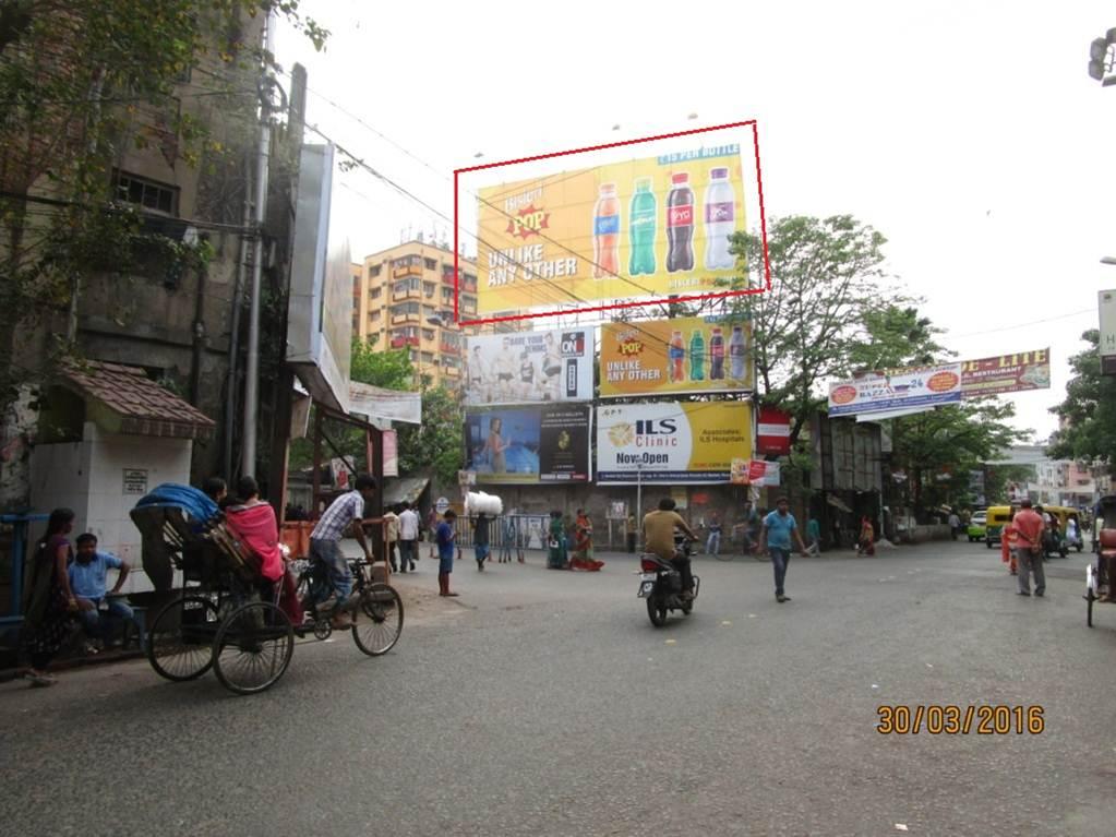 Howrah  AC Market Upper, Kolkata