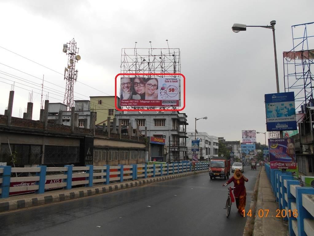 Barasat Flyover Chapadali, Kolkata