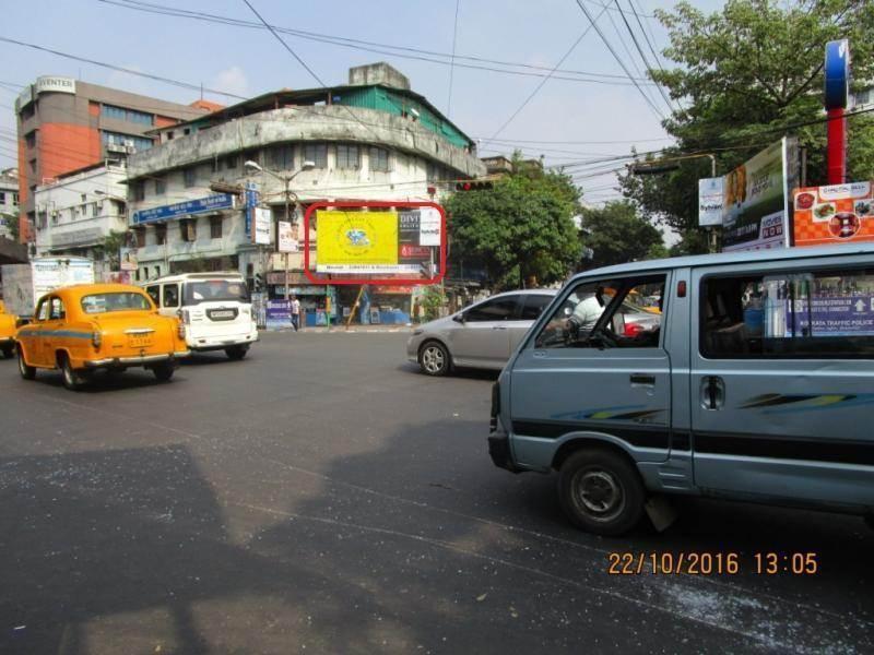 AJC Bose Road  Theatre Road XingKalamandir & Minto Park, Kolkata