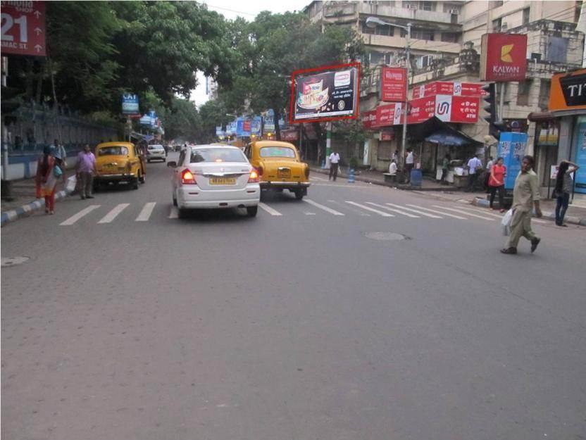 Camac Street Park Street near Titan Eye, Kolkata