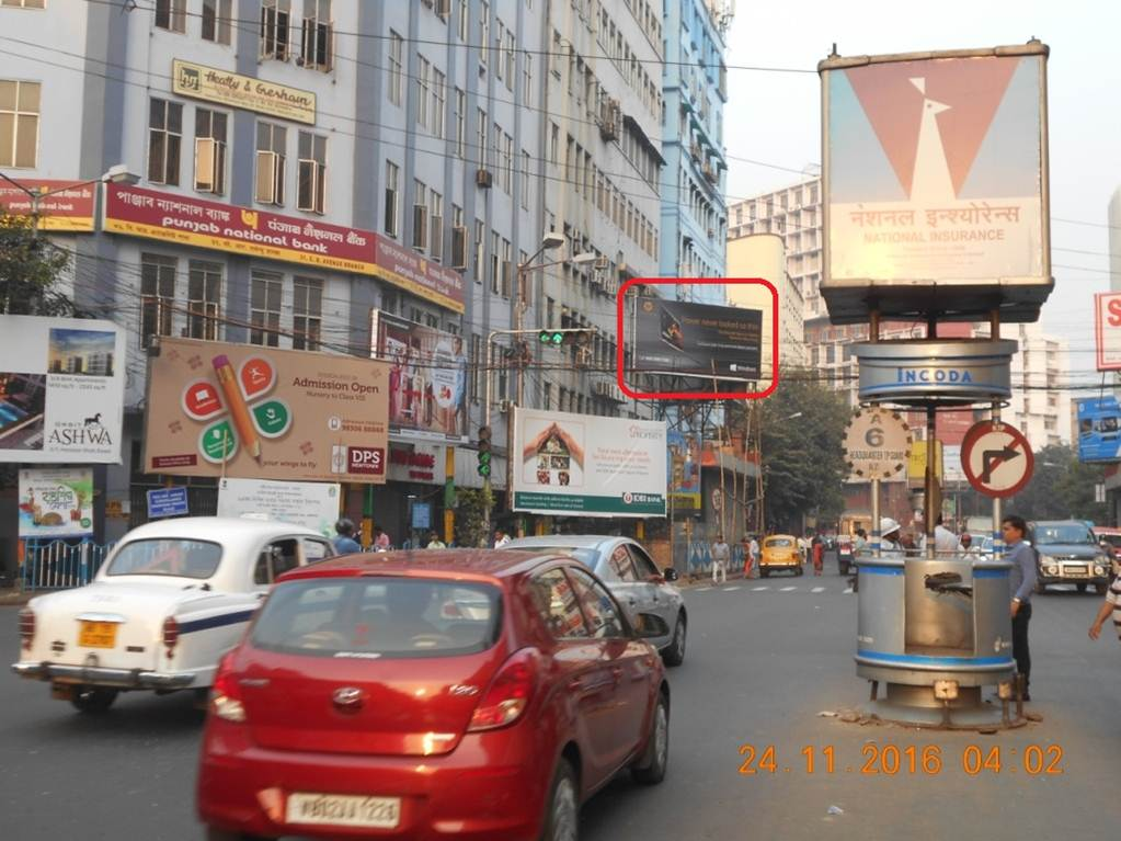 C R Avenue  G C Avenue Opp Khadi Bhawan, Kolkata