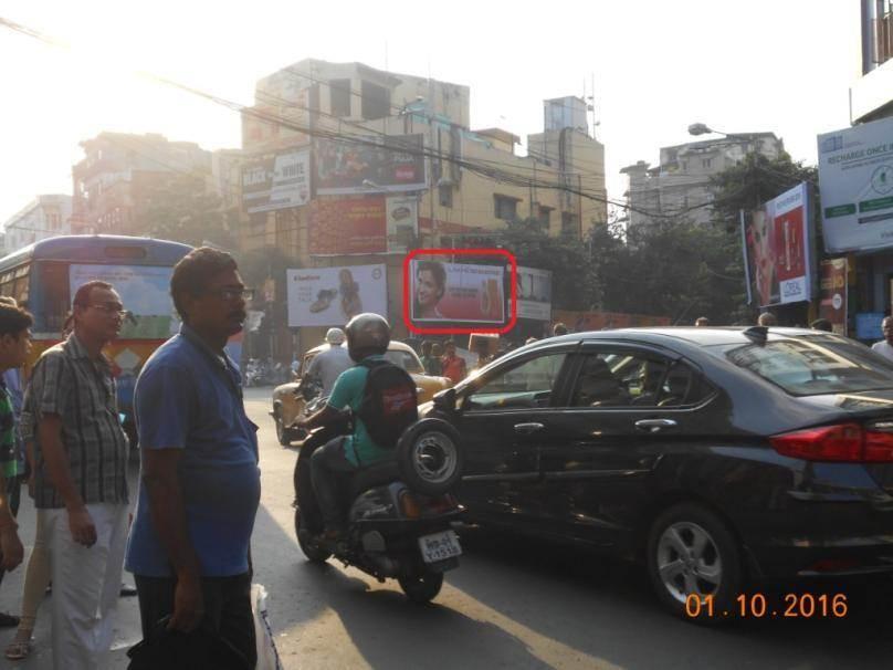C R Avenue  G C Avenue Xing, Kolkata
